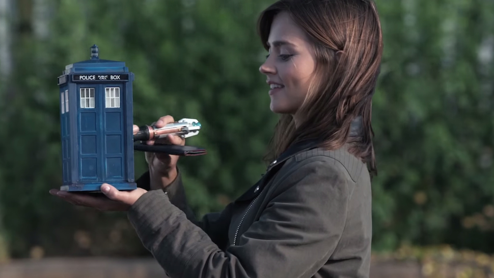 You, too, can own a miniature TARDIS for a mere $29.99.