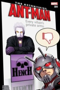 Astonishing Ant-Man 4