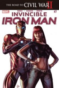 Invincible Iron Man 7